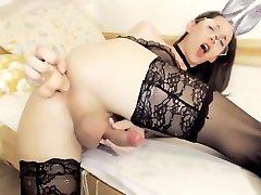 Sexy Bunny sexy sii Shoot Her Load And Toying Her Ass