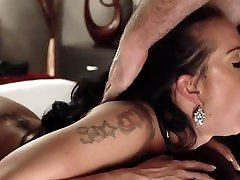 horny woman hires male escort to dick her down