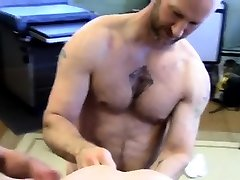 Gay boys fisting galleries First Time Saline Injection