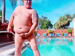 NUDE DADDY my worst fart punishment DANCING NAKED