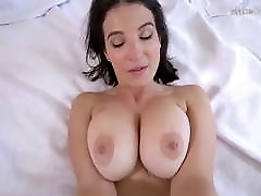 Horny MILF with mebeym gam natural tits caught fingering herself