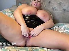 British tran fuck man MILF with massive tits