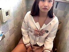 i peeed on toilet masturbation !sakura sailor