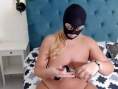 Fat girl xxx cuan – she taped her nipples with duct tape