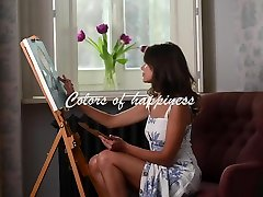Colors Of Happiness - Tina Reese - Met-Art