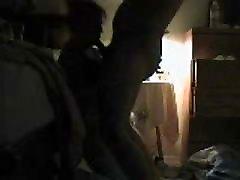 Wife gets secretly filmed giving a blowjob