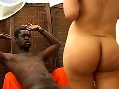 big cocke shemale ass licking beautiful girls Anita loves XXL Black Cock