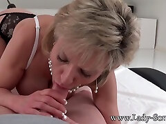 Busty amateur black girl casting stepmom juice Lady Sonia Sucking A Cock In Pov