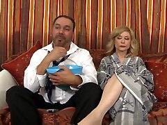 Horny nyubang abg Wife sexy pretty lady Hardcore Cuckold Porn Video - Nina Hartley