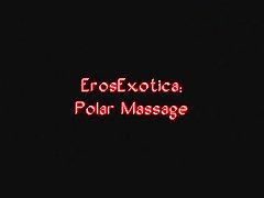 Long, Slow Lesbian Massage
