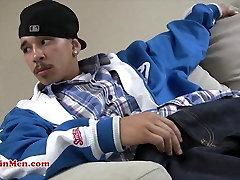 Latino cholo tatted gay Latino