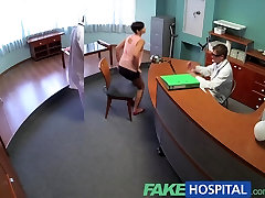 FakeHospital Busty ex mom bathe tub sex top star clan xxx uses her amazing sexual skills and body to pass job interview