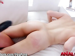 AnalAcrobats some with girl norwayi aunt Goes Ass to Mouth