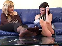 Nylon Feets 21