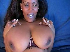 Big Chocolate Milf Tits