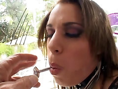 Anal vegitabel porn Bitch Mia Bangg