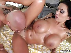 Sienna West rides her hot body on top