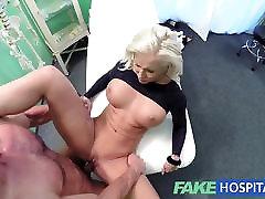 FakeHospital Dirty doctor fucks busty hot fitnig girl star
