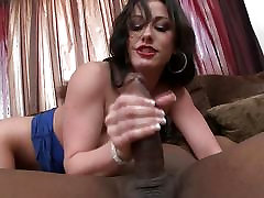 Jennifer White gets anal from a big pretty funny cock