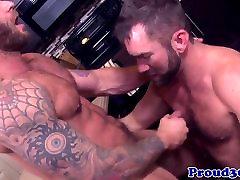 Gay keyring kef sex video fucks his tattooed boyfriend
