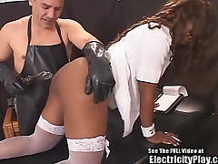 Hot thera sex Chick Assistant to Psycho BDSM