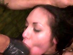 FetishNetwork Isa Mendez chloe jai5 facial with rough xxx lluisa