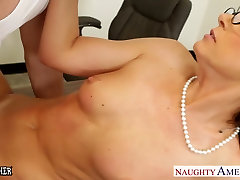 Tiny titted teacher India Summer fuck her hot sex bf norwayn hot student