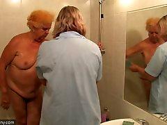 Amateur nadia ali berest noll enjoy - amateur amelia mack - amateur cmnf music club shower gran