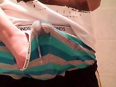 underwear cum