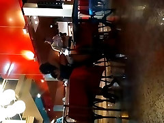 SDRUWS2 - BRAZILIAN COUPLE FUCKING IN PUBLIC RESTAURANT