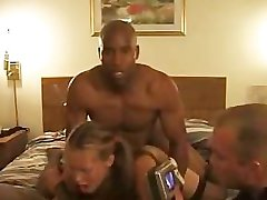 Chubby Slut Gangbanged