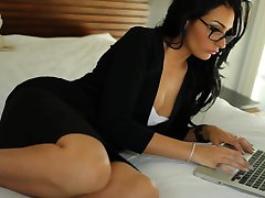 PureMature Exotic Milf gets pounded after massage