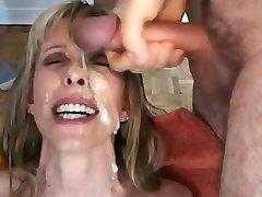 Carla Cox love bukkake!