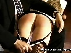 Hot Skanks will work for spankings