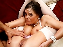 MILF Cheyenne Hunter only wants one thing, to have her tight asshole banged! Lucky for her she...