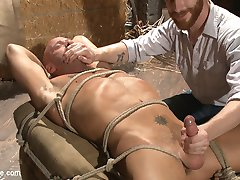 Sebastian Keys just got a job working as a farmhand under a lean country stud, Coby Mitchell. As...