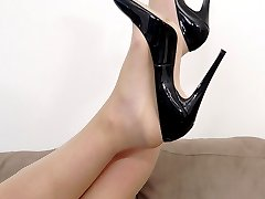 You know you have a fetish for ladies high heel shoes,in your private thoughts and fantasies...