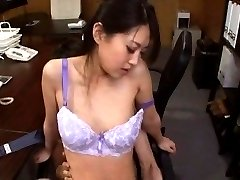 Japanese AV Model is in for nasty pleasures OfficeSexJp.com