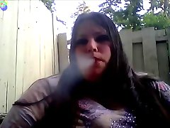Gothic BBW Smoking Pall Mall 100s