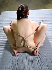 SD wants to watch Addie Juniper cum. She has her tied up because after a few orgasms her clit...