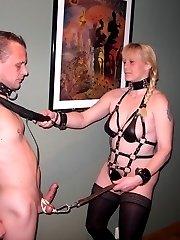 anal training femdom boyfriend first time