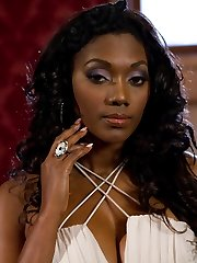 Nyomi Banxxx keeps her slave cuck around to lavish her with beautiful gifts, expensive vacations...
