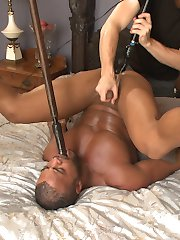 Micah Brandt has been watching Kink Men for years and says that he gets turned on because hes...