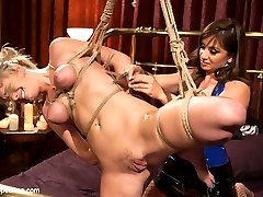 Lea Lexiss new 247 sex slave, Allie James, is too eager for her own good. When shes caught...