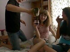 Russian teens