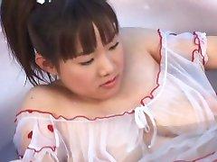 Busty Japanese Yuna Kawase Vol.1