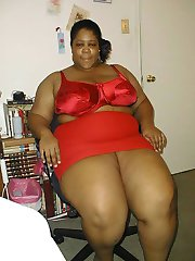 Big Red is a super-sized Mature Mama ready to blow you mind and anything else you've got