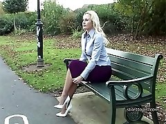 Slow and sexual with Monica who always wears high stilettos and so when you see her walk in them it is so very marvelous, so inborn that your feelings get bigger inside until your women boot fetish is expressed at the clack of her heel