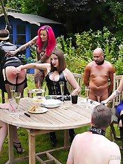 The Mansion's Summer Garden Party Pt1