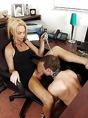 Mature wife uses young black to the limit 9